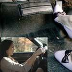 Mari Driving the Coronet – #419