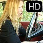 Cassandra Cranking the Volvo – #413