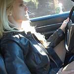 Brooke Drives the Coronet – #566