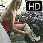 Brooke Mod Squad Bus Driving in Boots, 1 of 2