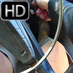 Tinsley Cranks & Drives Volvo in Boots & Sandals, 1 of 2