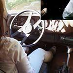 Damara Crank & Drive the Camaro – #658