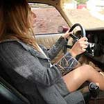 Vassanta Driving the Camaro – #665
