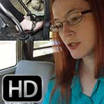 Scarlet Cranking the Bus – #632