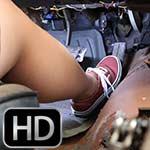 Scarlet Cranking the Camaro – #450