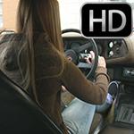 Cassandra Cranking Camaro in Vans – #299