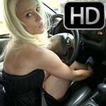 Brooke Revs & Drives the Camaro SS – #607