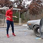 Jane Domino Brakes Fail in the Coronet – #683