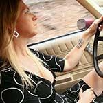 Samantha Ford Revs & Drives the Camaro – #707