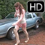 Dirty Diana Car Troubles & Stuck in Boots