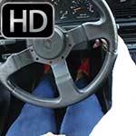 Jane Domino Cranking the Renault GTA – #720