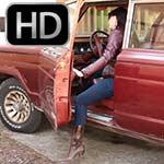 Paige Erin Turner Pregnant & Crappy Jeep Won't Crank