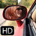 Scarlet Trying to Get Away in the Z28 – #554