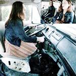Anabelle, Cassandra, Kimber & Scarlet Cold Start & Drive