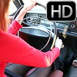 Crystal Catatonic Cranking the Volvo – #680