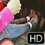 Brooke & Jane Shuffle Cars in Sneakers & Boots