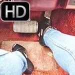Jane Domino Rainy & Muddy PP Fun in Peep Toe Booties