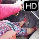 Vivian Ireene Pierce Rainy Day Crank & Drive 'Peg Bundy'
