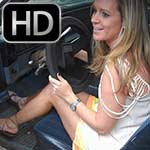 Reese Wants to Show You Her Cars to Crank & Rev Up