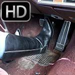 Vassanta Caddy Cruising in Knee High Boots, 2 of 2