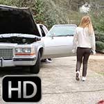 Cassandra & Cheyenne Converse Caddy Cruising