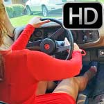 Jane Domino Red-Hot Rodding the Z28 with Brooke