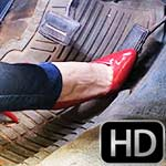 Mommy (Vivian) Checking the Mail & Car Dies Red Pumps