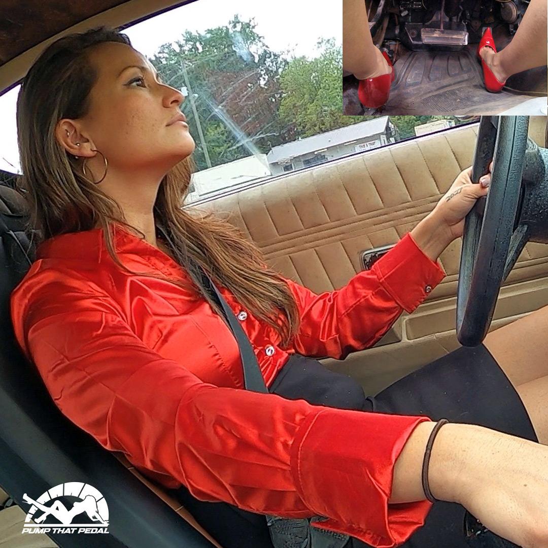 PTP1316 – Jane Domino Sexy Secretary Hot Rodding the Boss' Old Camaro – Custom 1316