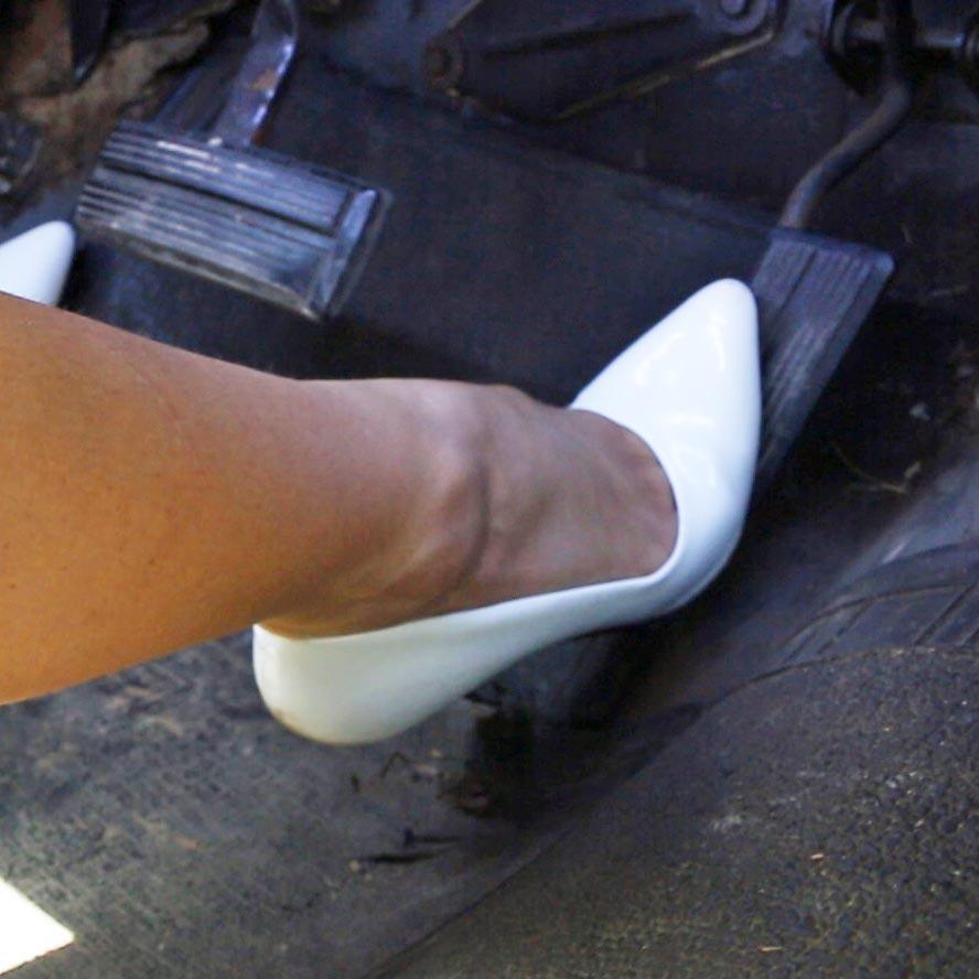 Vassanta Driving & Flooring the Coronet, Custom 878 Extra Scenes