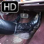 Sylvia Can't Start the Cadillac in Leather & Boots, 3 of 3