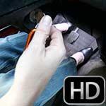 Cassandra Floods Scarlets' Volvo & Hides in Backseat, 2 of 2